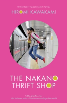 The Nakano Thrift Shop, Paperback Book