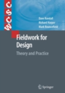 Fieldwork for Design : Theory and Practice, PDF eBook