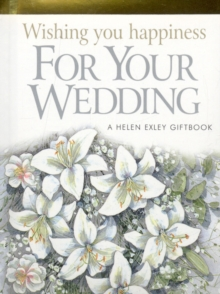 For Your Wedding, Hardback Book