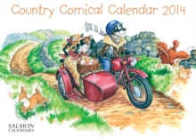 COUNTRY COMICALS, Spiral bound Book