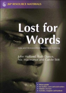 Lost for Words : Loss and Bereavement Awareness Training, PDF eBook