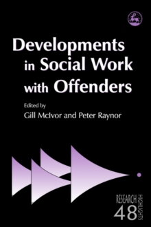 Developments in Social Work with Offenders, EPUB eBook