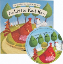 The Cockerel, the Mouse and the Little Red Hen, Mixed media product Book