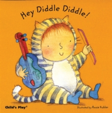 Hey Diddle Diddle, Board book Book