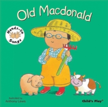 Old Macdonald : BSL (British Sign Language), Board book Book