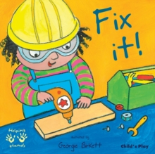 Fix It!, Paperback Book