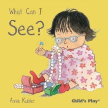 What Can I See?, Board book Book