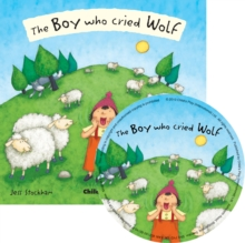 The Boy Who Cried Wolf, Mixed media product Book