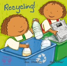 Recycling!, Paperback Book