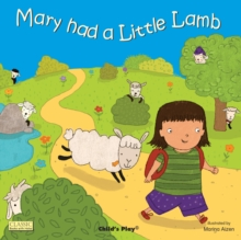 Mary Had a Little Lamb, Paperback Book