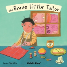 The Brave Little Tailor, Paperback Book