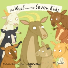 The Wolf and the Seven Little Kids, Paperback Book