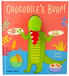 Crocodile's Burp, Novelty book Book