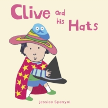 Clive and His Hats, Board book Book