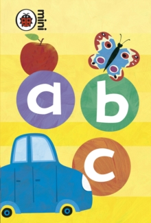 Early Learning: ABC, Hardback Book