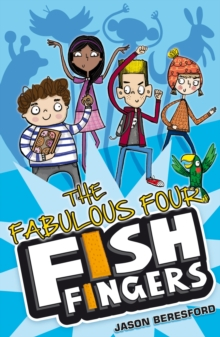 The Fabulous Four Fish Fingers, Paperback Book