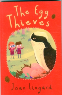 The Egg Thieves, Paperback Book