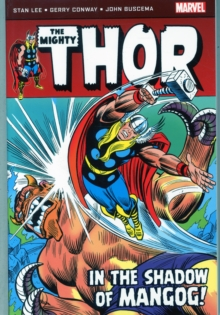 Thor: in the Shadow of Mangog, Paperback Book