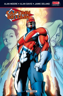 Captain Britain Vol.5: End Game, Paperback Book