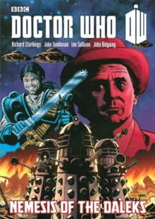 Doctor Who: Nemesis Of The Daleks, Paperback / softback Book