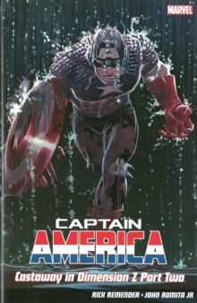 Captain America Vol.2: Castaway In Dimension Z, Paperback Book