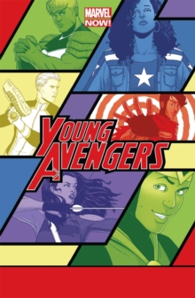 Young Avengers Style>substance, Paperback / softback Book