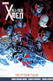 All-New X-Men Vol.3: Out of Their Depth, Paperback Book