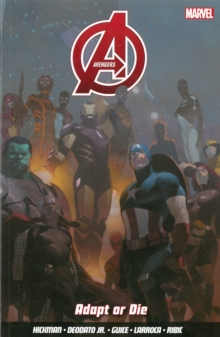 Avengers Vol. 4: Adapt Or Die, Paperback Book