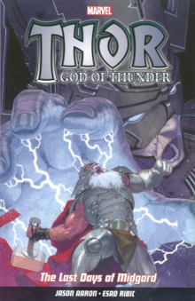 Thor God Of Thunder Vol.4: The Last Days Of Midgard, Paperback Book
