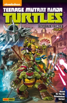 Teenage Mutant Ninja Turtles Collected Comics Volume 1, Paperback Book