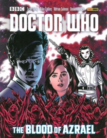 Doctor Who: The Blood Of Azrael, Paperback Book