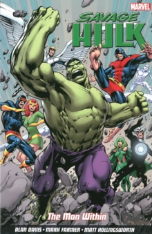 Savage Hulk, Paperback Book