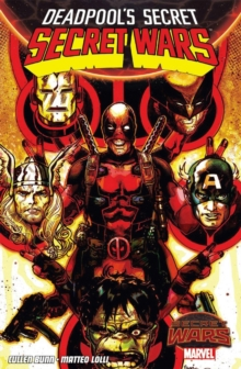 Deadpool's Secret Secret Wars, Paperback Book