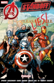Avengers Standoff Volume 1, Paperback Book