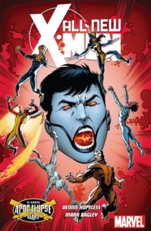 All-New X-Men Inevitable Vol. 2 : Apocalypse Wars, Paperback Book
