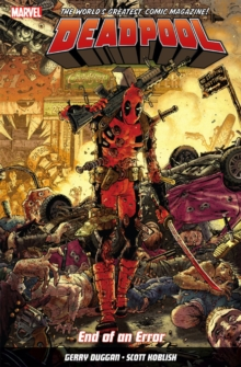 Deadpool: World's Greatest Vol. 2: End Of An Error, Paperback Book