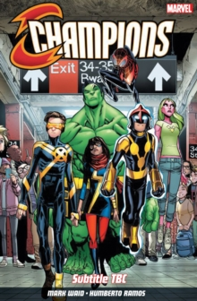 Champions Vol. 1: Change The World, Paperback / softback Book