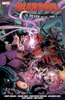 Deadpool: World's Greatest Vol. 8 - Till Death To Us, Paperback Book