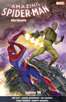 Amazing Spider-man: Worldwide Vol. 6 : The Osborn Identity, Paperback Book