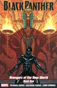 Black Panther: Avengers Of The New World Book One, Paperback Book