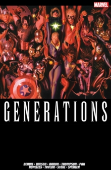 Generations, Paperback / softback Book
