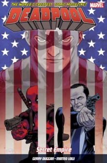 Deadpool: World's Greatest Vol. 10: Secret Empire, Paperback Book