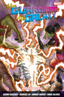 All-new Guardians Of The Galaxy Vol 3: Infinity Quest, Paperback Book