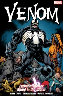 Venom Vol. 3: Lethal Protector : Blood in the Water, Paperback / softback Book