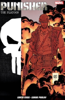 Punisher: Max : The Platoon, Paperback Book