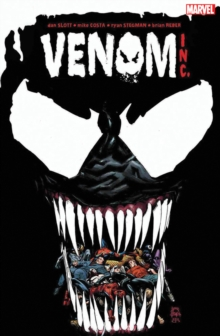 Amazing Spider-man: Venom Inc., Paperback Book
