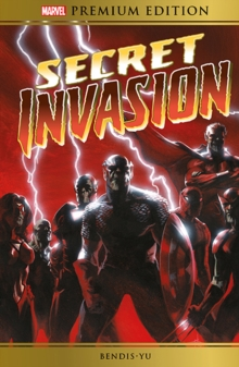 Marvel Premium Edition: Secret Invasion, Paperback / softback Book