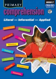 Primary Comprehension : Fiction and Nonfiction Texts Bk. F, Paperback Book