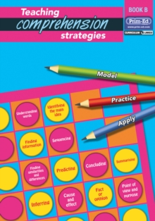 Teaching Comprehension Strategies : Developing Reading Comprehension Skills Bk .B, Mixed media product Book