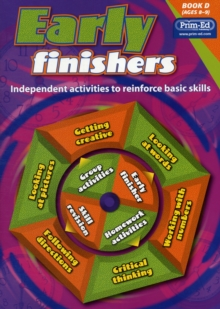 Early Finishers : Independent Activities to Reinforce Basic Skills Bk. D, Paperback Book